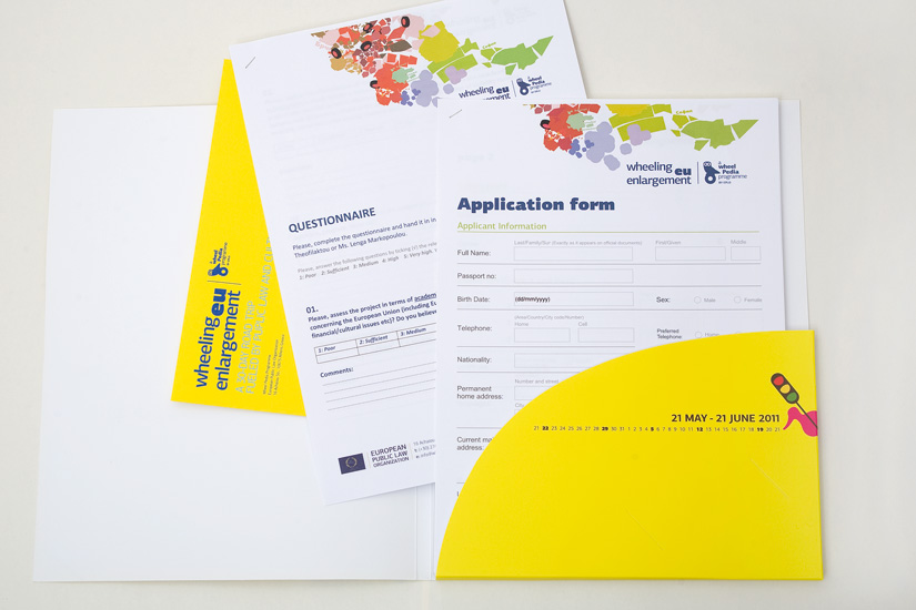 Application form and Questionnaire